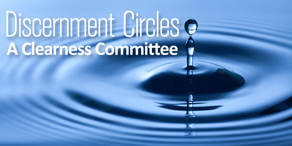 Request a Discernment Circle